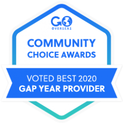 Best Gap Year Provider 2020 Logo Image