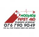 Modjadji First Aid Training Academy Logo Image