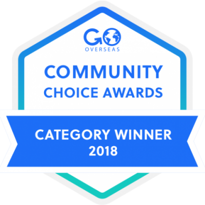 Community Choice Awards Image